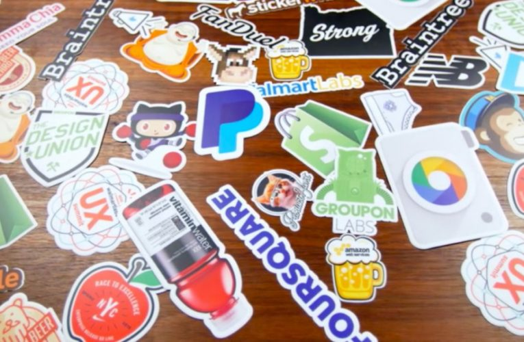 Kleebised Stickers- Usable Material