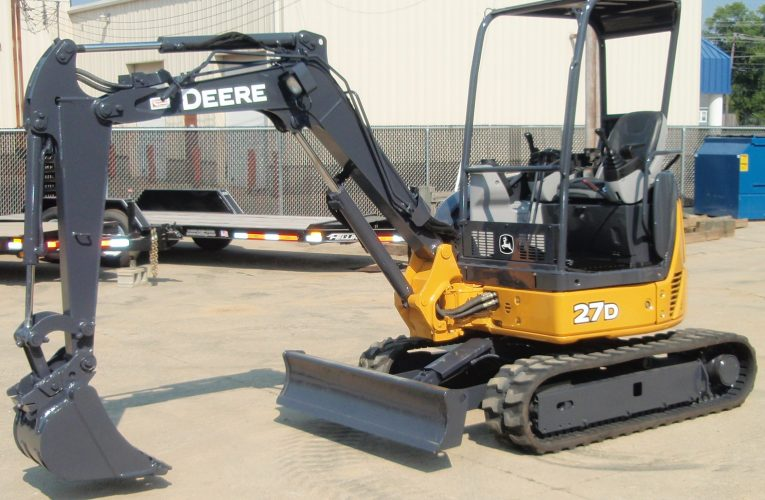2 Reasons Why You Should Take The Mini Excavator On Rent