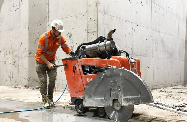 Looking For Concrete Cutters? Check These Important Points For That!