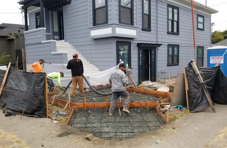 The Foundation Of Your Abode Shall Be Strong- You Need To Hire The Best Concrete Contractors Greensboro Nc!