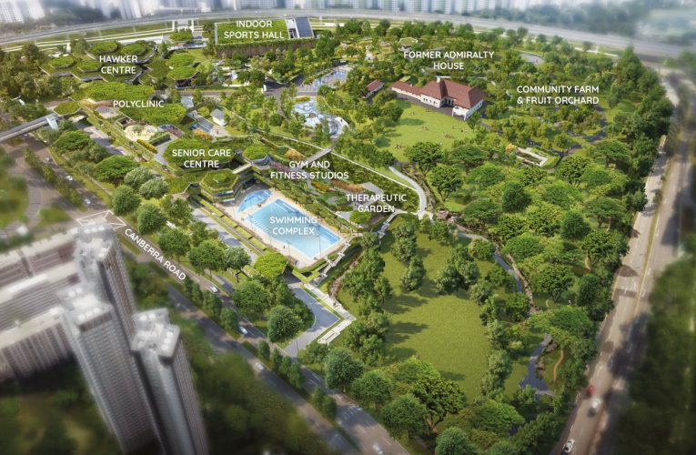 The Watergarden At Canberra, Get The Homes With Creative Designs