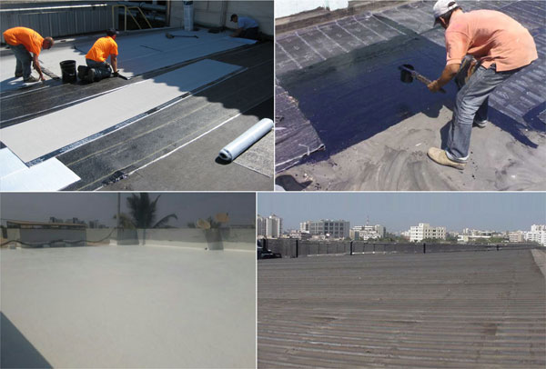 What Are Waterproofing Systems